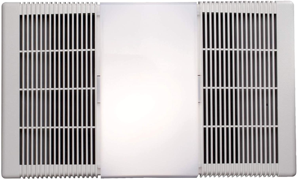 Broan-Nutone 665RP Heater, Fan, and Light Combo for Bathroom and Home