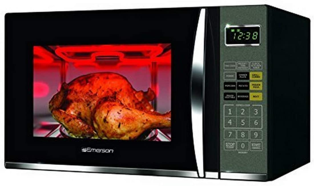Emerson Griller Microwave Oven with Touch Control