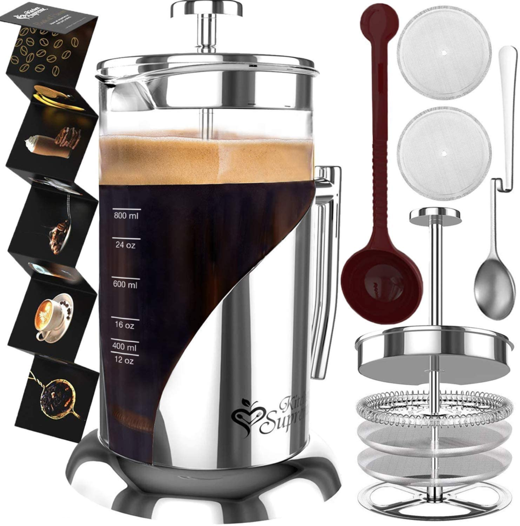 French Press Coffee Maker - BEST Presses Makers