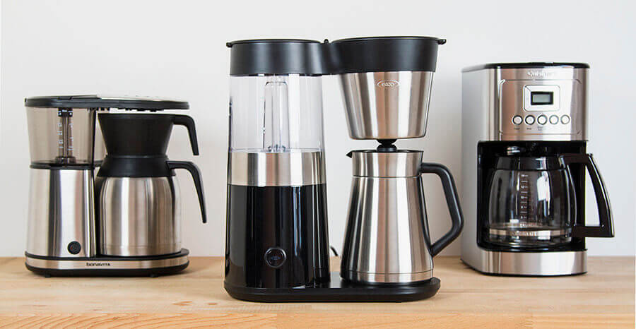 What is the best coffee maker under 100 in 2021